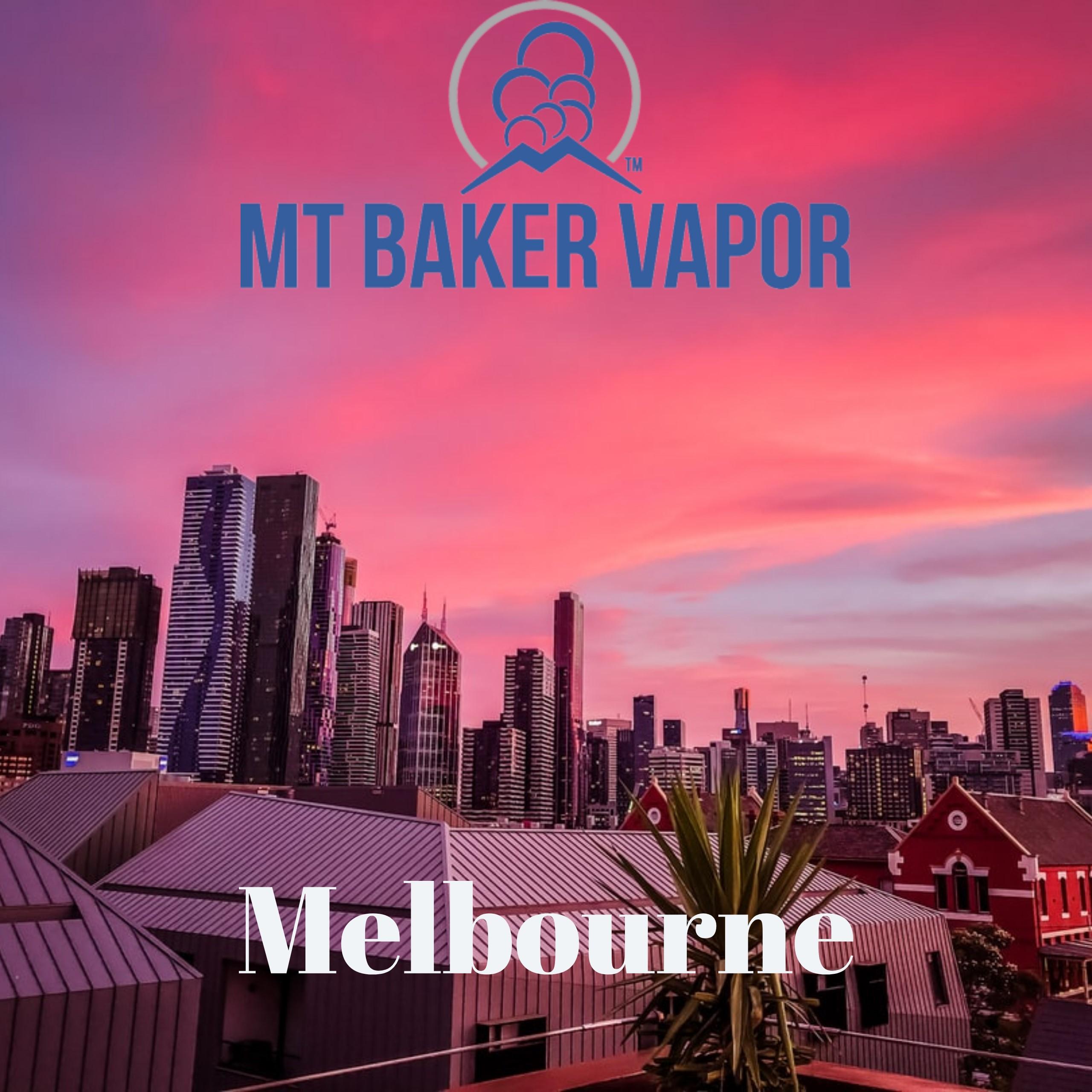 Melbourne. E-liquid your way