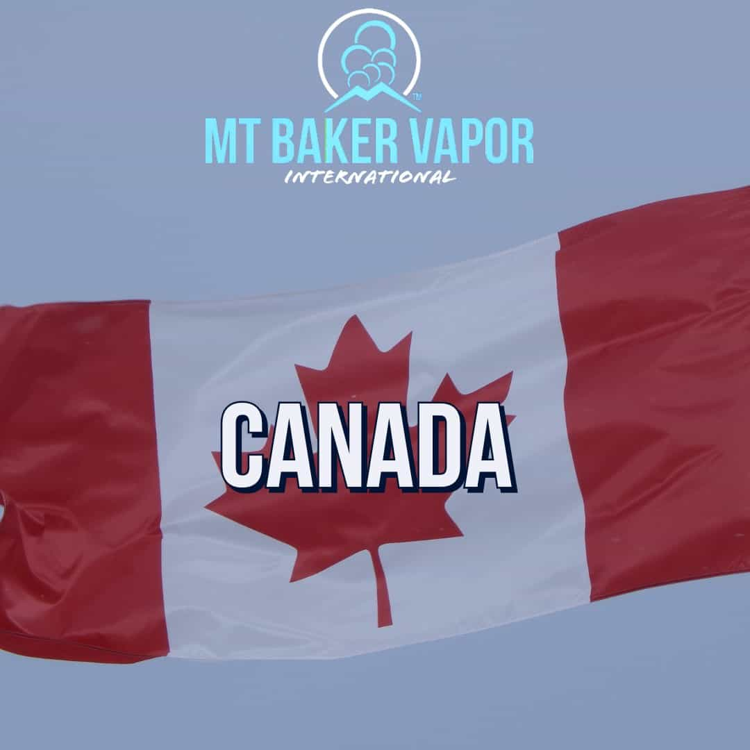 Mt Baker Vapor in Canada
