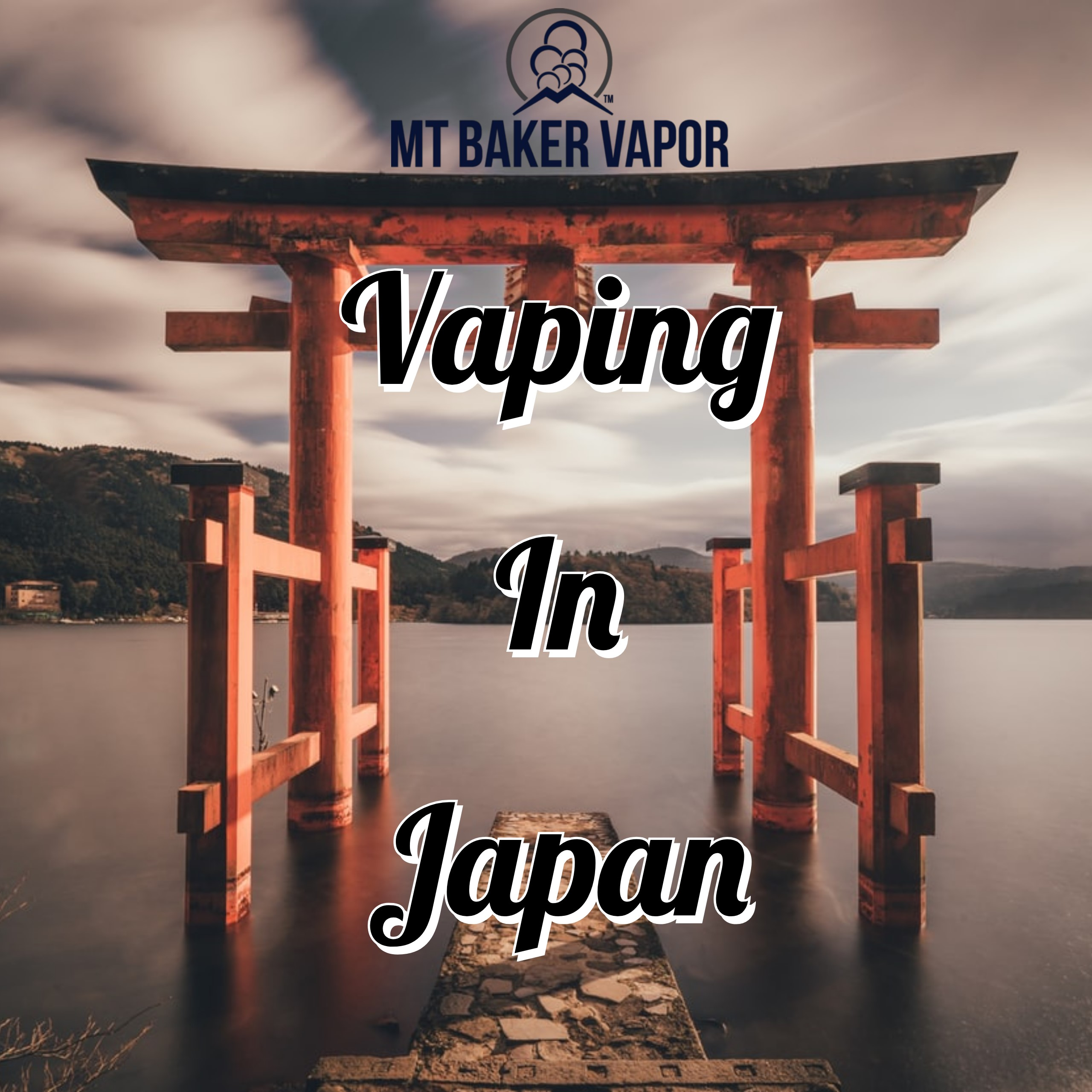 Mt Baker Vapor in Japan