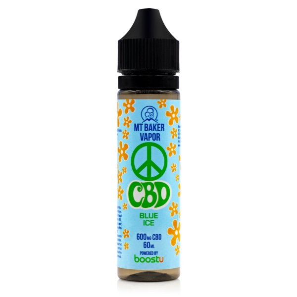 CBD Blue Ice Mt Baker Vapor