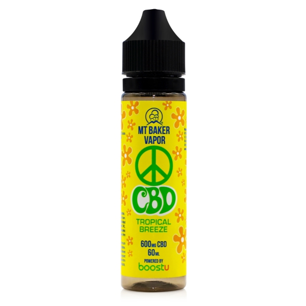 CBD Tropical Breeze Mt Baker Vapor