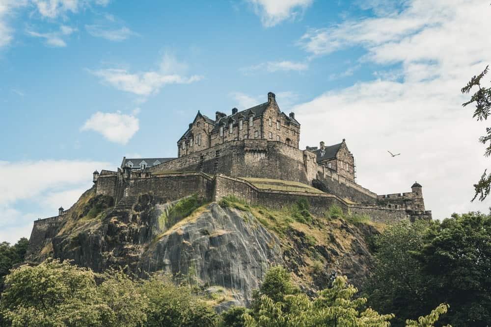E-liquid Edinburgh
