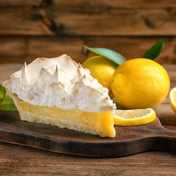 Lemon Meringue Pie E-juice Flavour by Mt Baker Vapor International