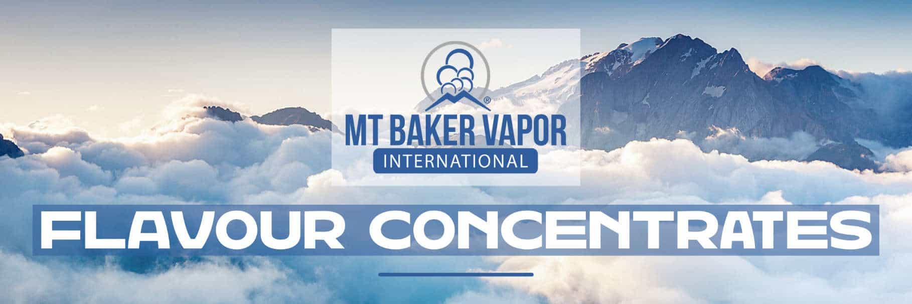 MBV Flavour Concentrates Banner