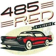 485Red: Strawberry Hibiscus | Mr. Vape USA