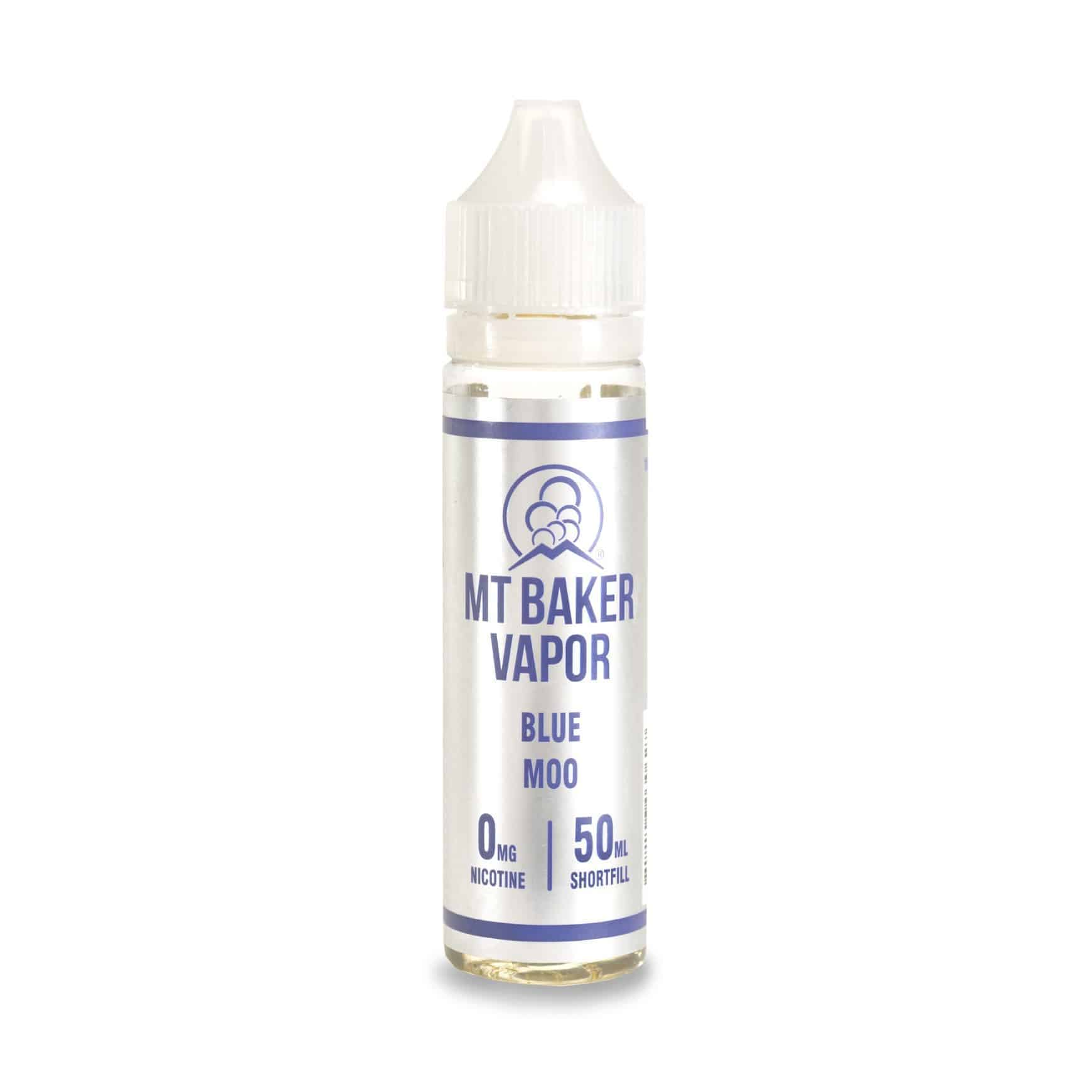 Blue Moo E-juice Shortfill | Mt Baker Vapor Wholesale